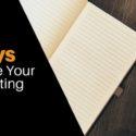 improve blog writing