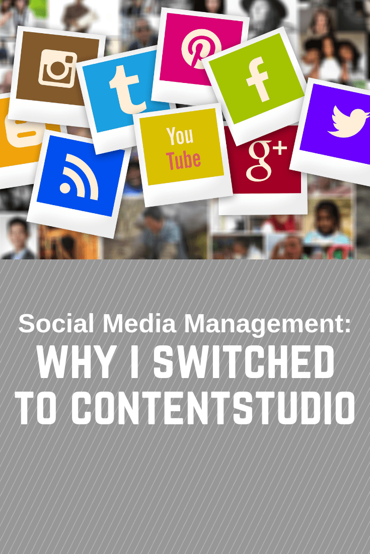 ContentStudio - new social media tool
