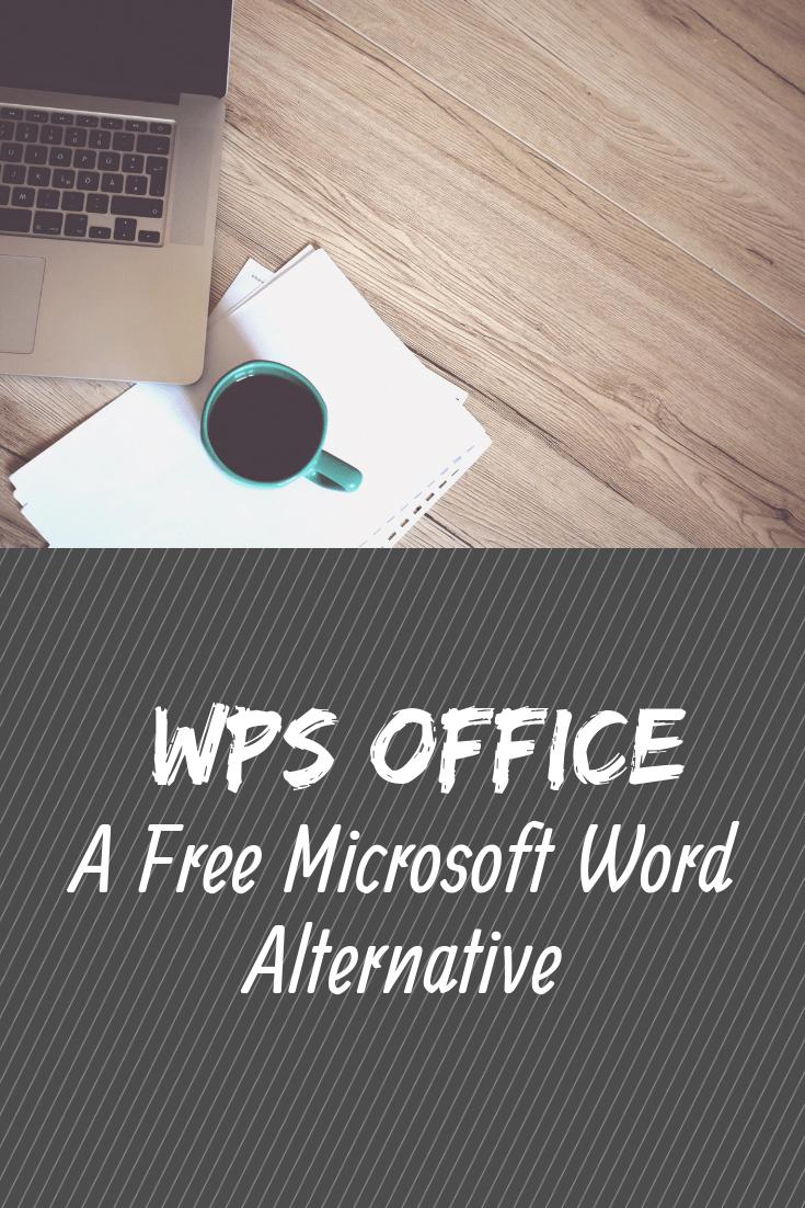 free Microsoft Word Alternative
