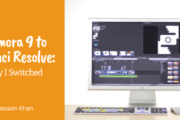 Filmora9 to DaVinci Resolve - Best video editing software